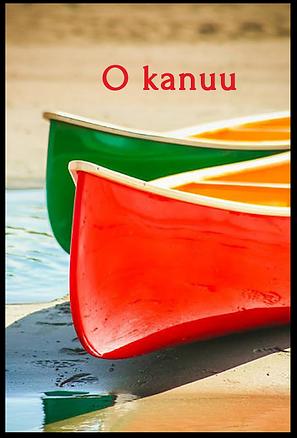 Blog o kanuu