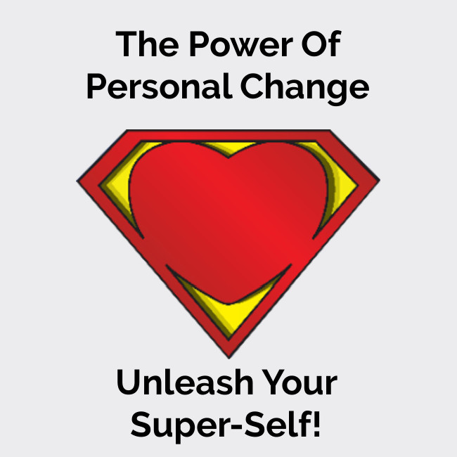 The Power Of Personal Change Presented by Stephanie Philp