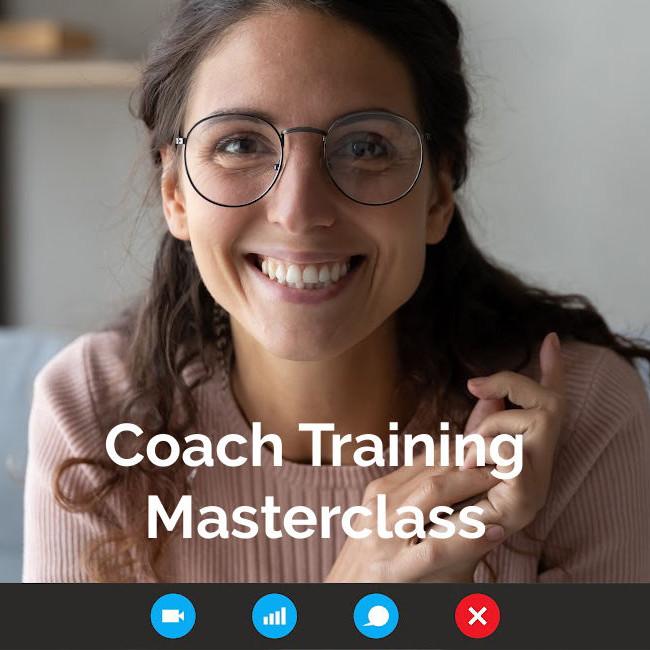 Coach Training Masterclass Presented by Stephanie Philp