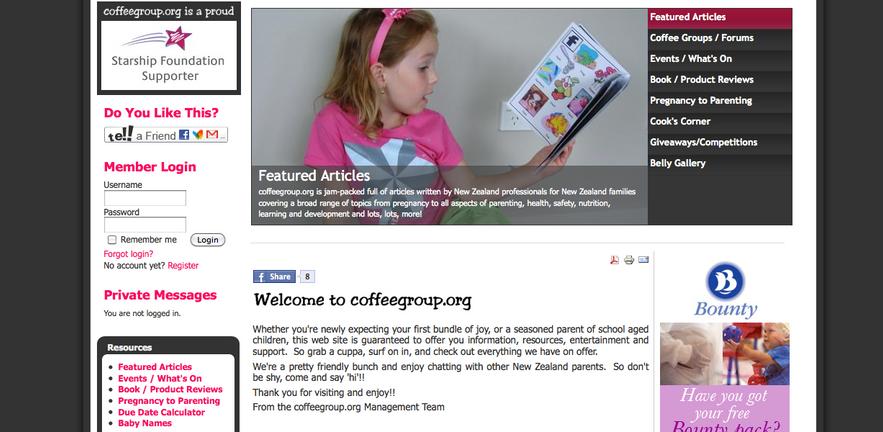coffeegroup.org
