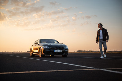 BMW 8er Golden Thunder
