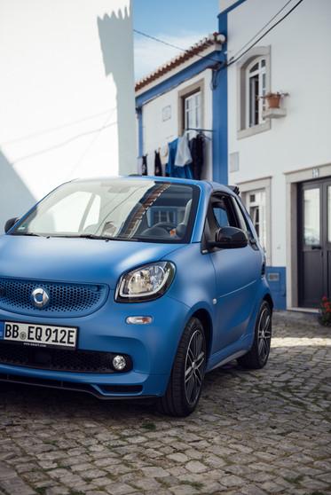 Smart Fortwo EQ Cabrio