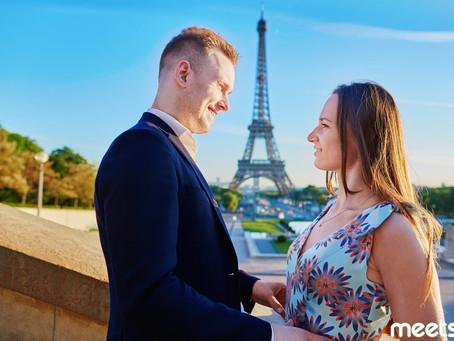 Hombres franceses en las relaciones
