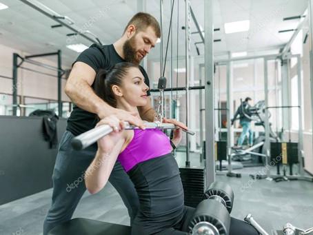 Jak poznać faceta na siłowni