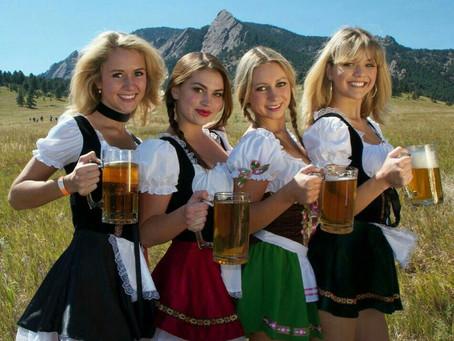 Ihanteellinen nainen saksalaiselle