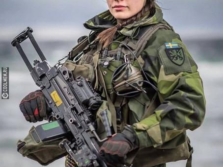 年轻的瑞典被女权主义所吸引。