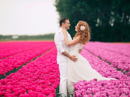 Att gifta sig med en utlänning - vad är han, en holländsk make !?