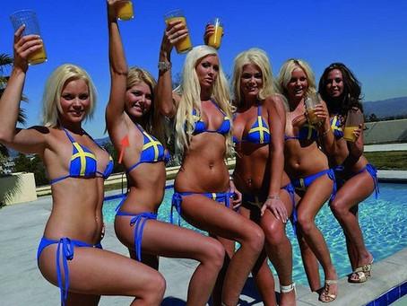 为什么斯堪的纳维亚妇女不为裸体感到羞耻。