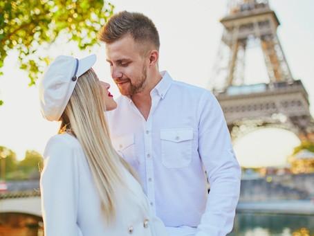 Att gifta sig med en utlänning: varför är franska friare bra?