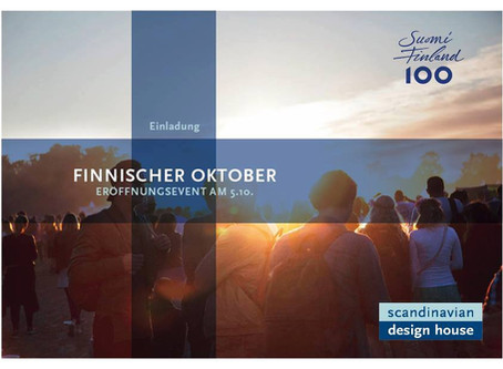 Opening Event Of The Finnish October in Vienna, Austria