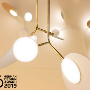 Nominated for 'Excellent Product Design' in German Design Awards 2019.
