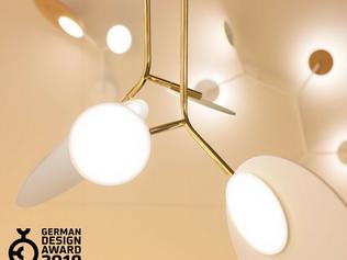 Nominated for 'Excellent Product Design' in German Design Awards 2019.