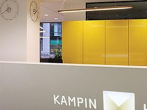 Kampin Huippu with Tunto Design lighting solutions from Finland