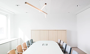Home Sweet Home. Finnish EU Office In Brussels With Tunto Lighting System