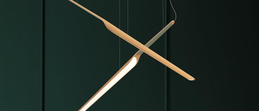Swan Wing Pendant