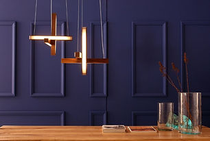 LED40 Cross Pendant Lamp - Tunto.com