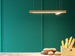 LED40 - L Pendant Lamp - Tunto.com