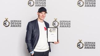 Tunto's Ballon Pendant Wins the German Design Award for Excellent Product Design