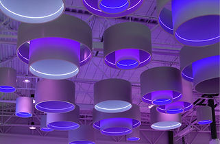 Seppä Shopping Centre - TUNTO Lighting
