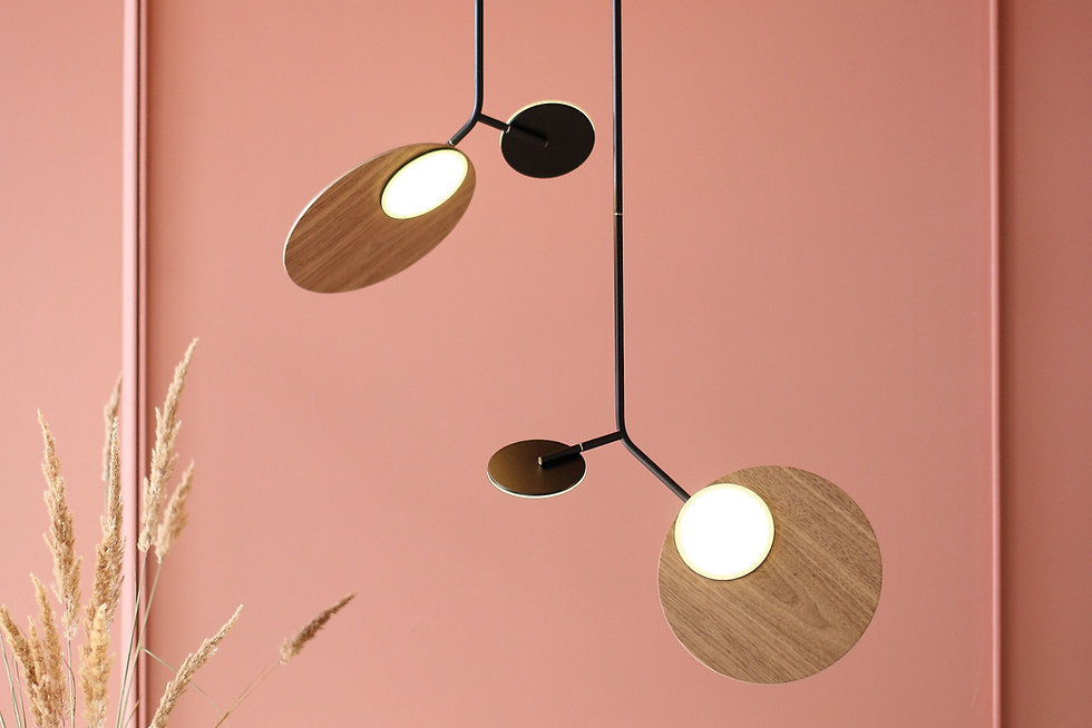 Ballon Pendant Lamp by TUNTO Lighting