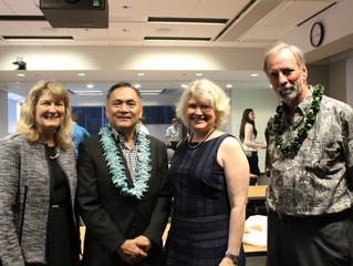 Dean of China's Foreign Correspondents Speaks at UH Mānoa