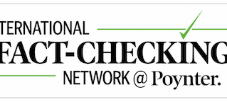 Sign up: International fact-checking network