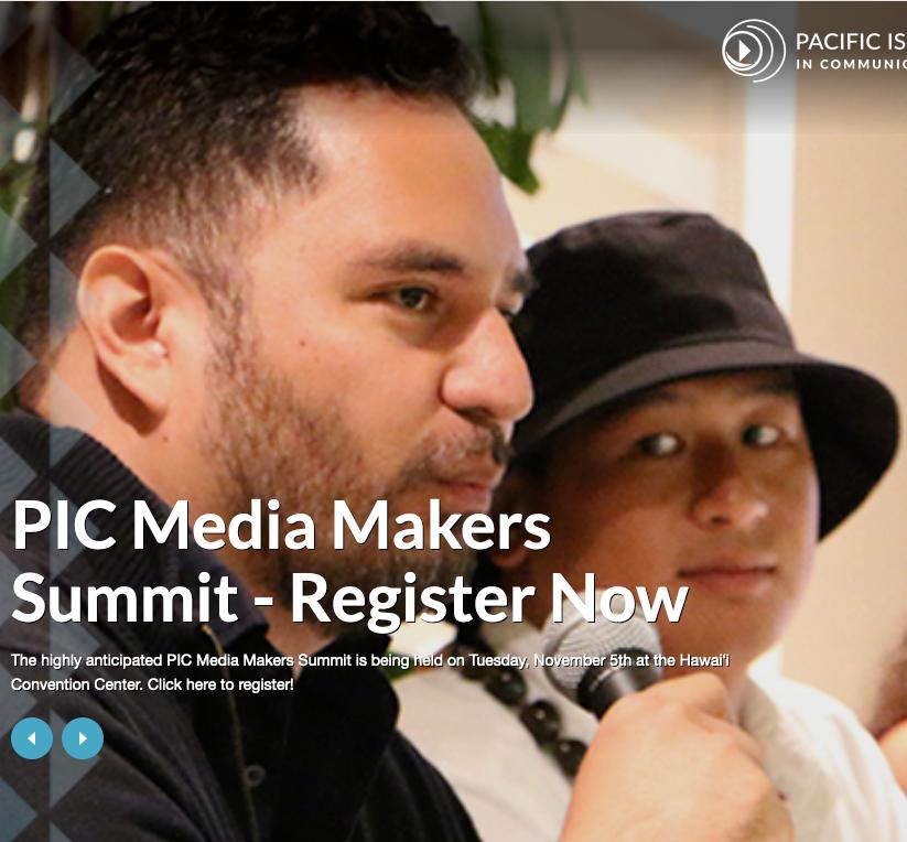 Register for the Summit at https://www.piccom.org/