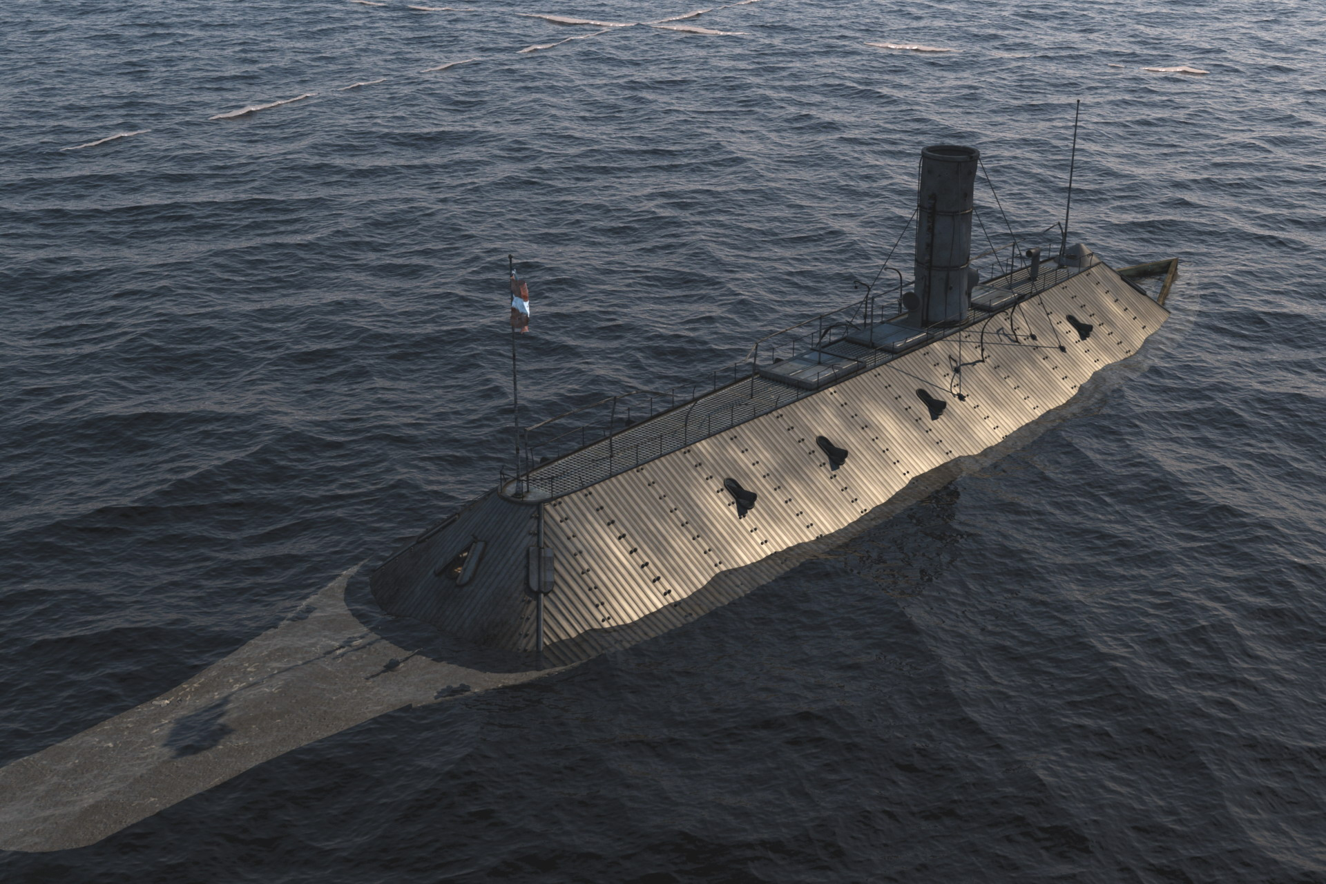 CSS Virginia Test Render
