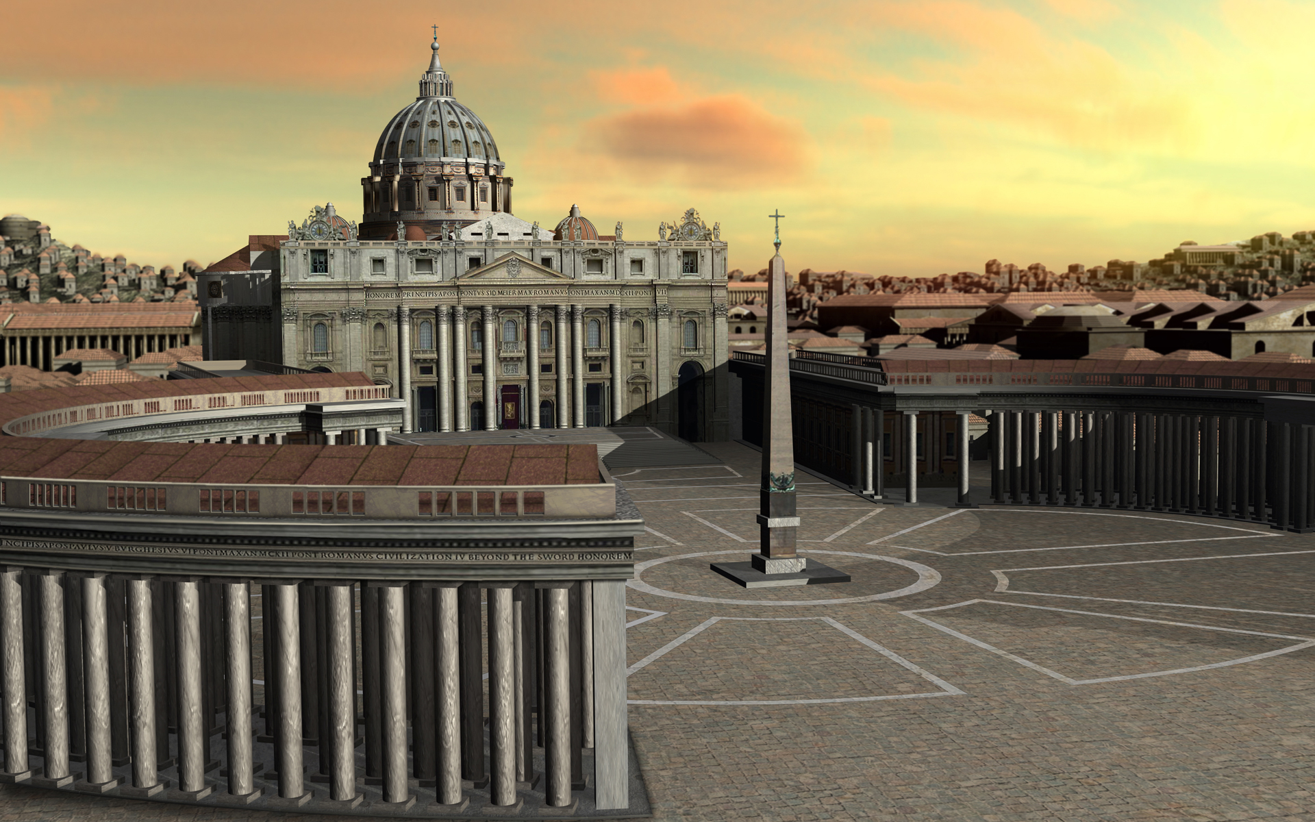 Apostolic Palace Civilization IV