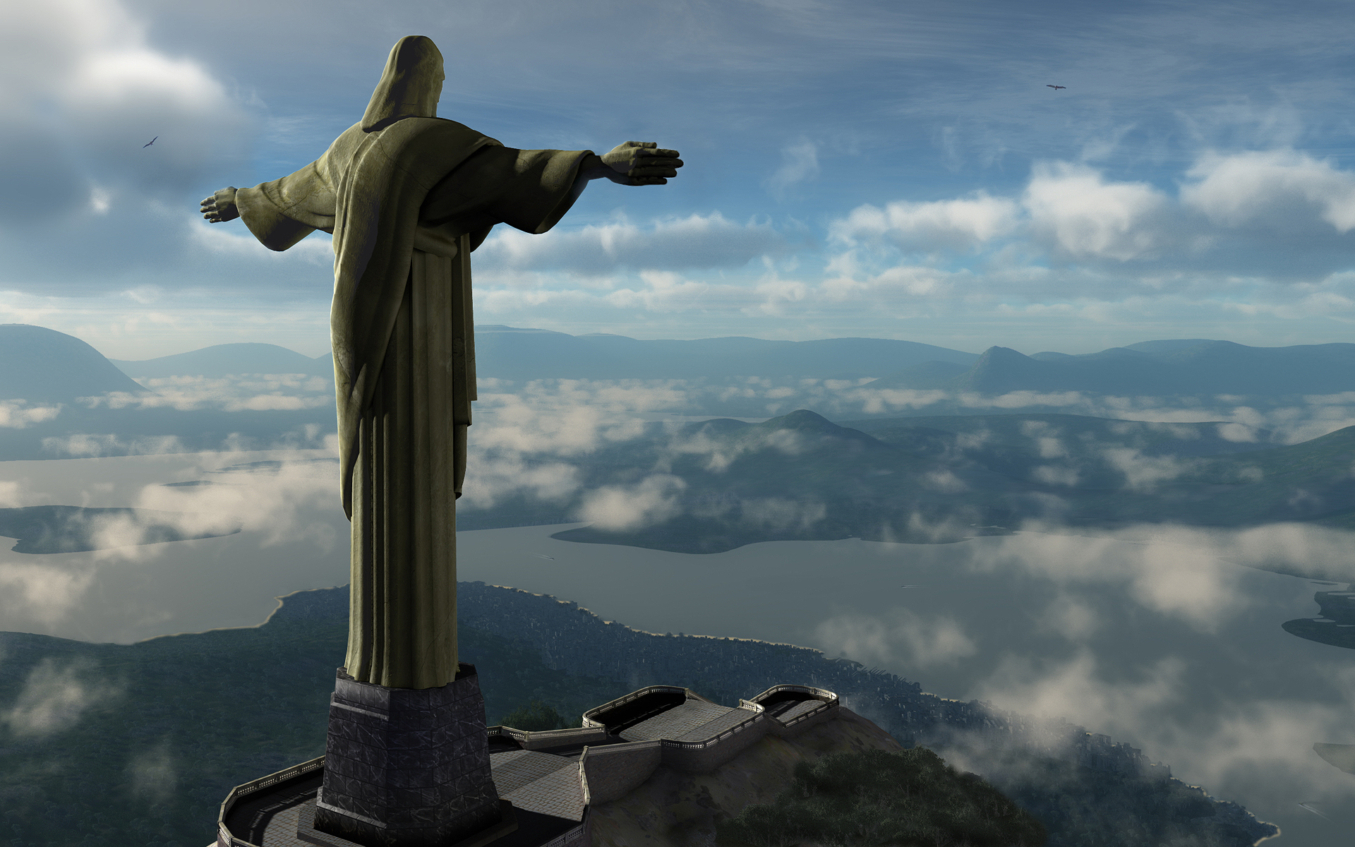 Christ the Redeemer Civilization IV