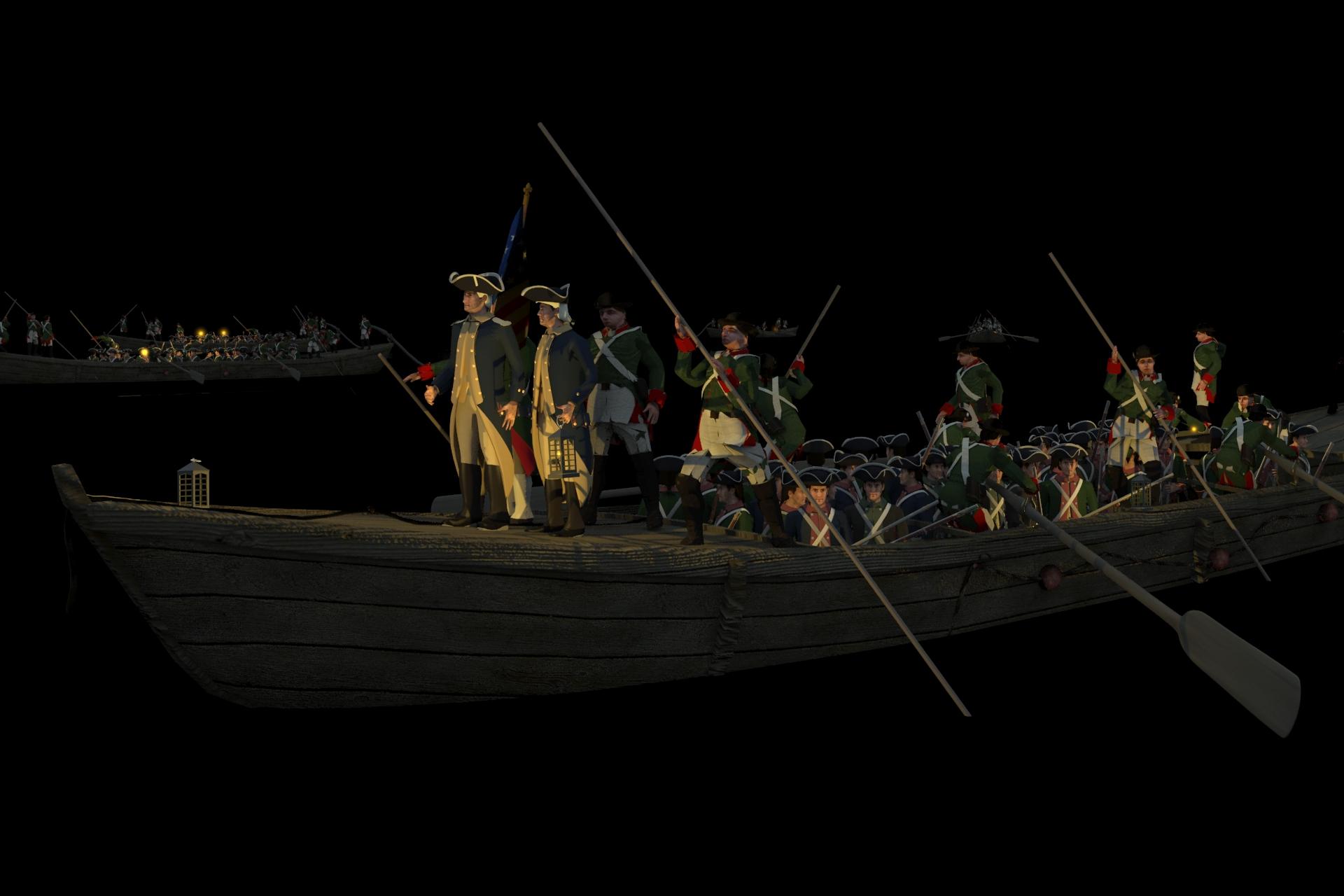 Durham Boat Test Render