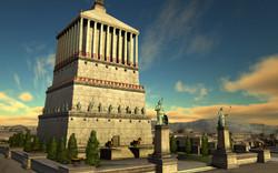 Temple of Halicarnassus Civ IV