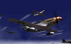 MP European Air War Intro Movie 1998
