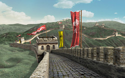 Great Wall of China Civilization IV