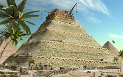 Egyptian Pyramid for Civilization IV