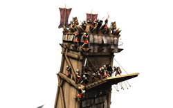 Siege Tower for Civ IV Intro Movie