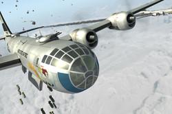 Black Day Over Namsi - B-29
