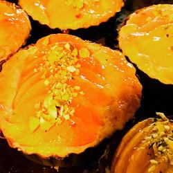 Peach Pistachio 2