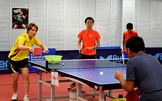 Multiball training session is for students