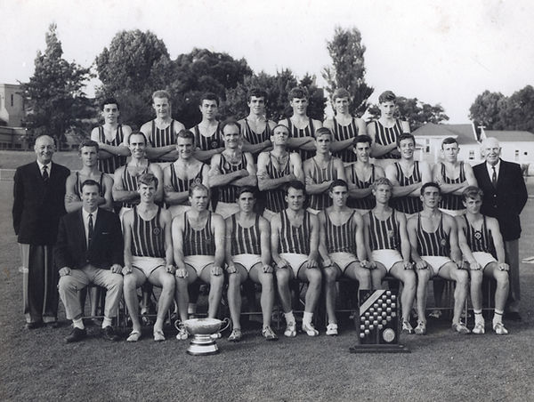 Old Melburnians Athletics Club
