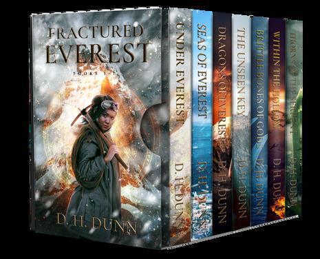 Fractured Everest (7 book set)