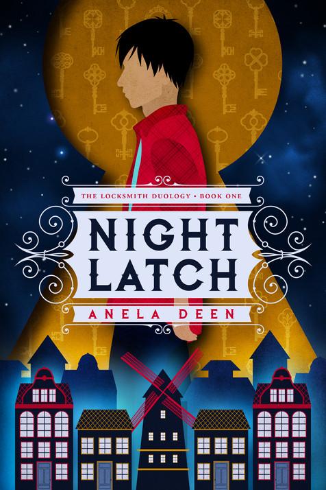 Night Latch (The Locksmith Duology #1)