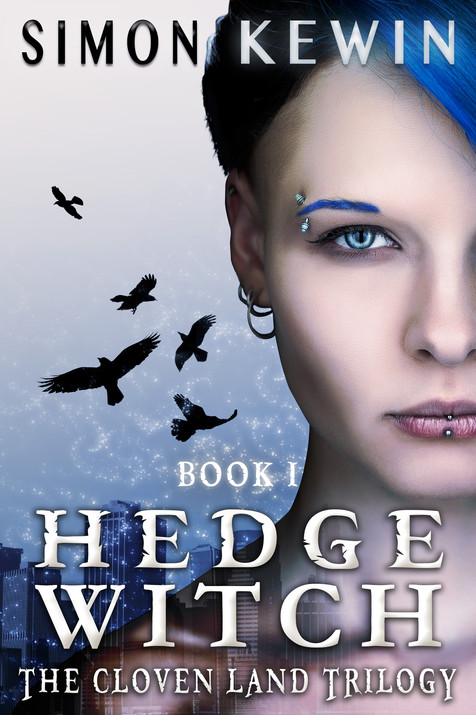 Hedge Witch (The Cloven Land Trilogy, Book 1)