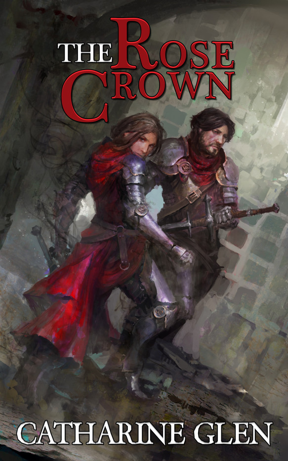 #SPFBO Author Interview with Catharine Glen