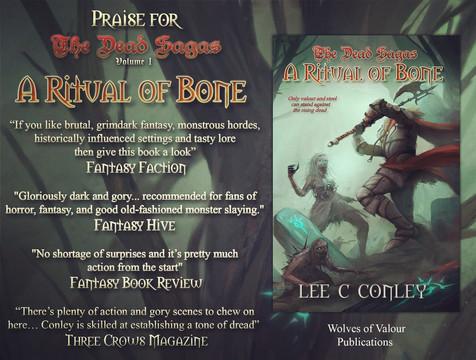 A Ritual of Bone (The Dead Sagas #1)