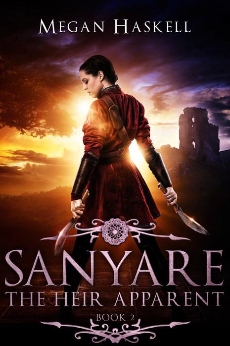 Sanyare: The Heir Apparent - Signed Paperback