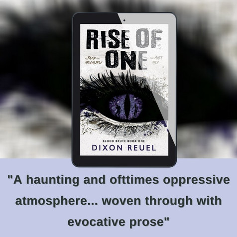 EBOOK: Rise of One - Blood Brute Book 1