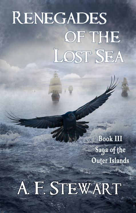 Renegades of the Lost Sea (Saga of the Outer Islands Book 3)