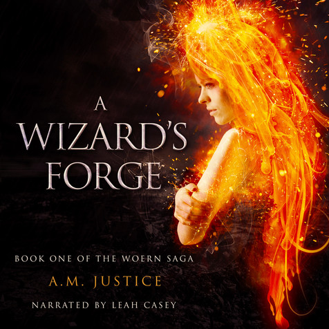 A Wizard's Forge Audiobook