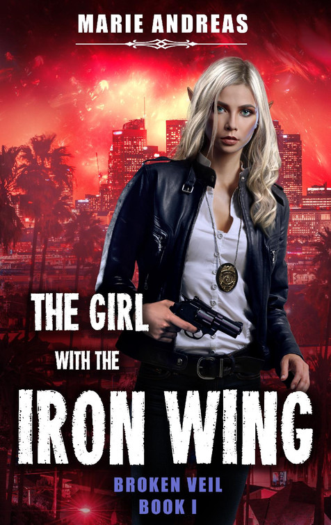 The Girl with the Iron Wing paperback